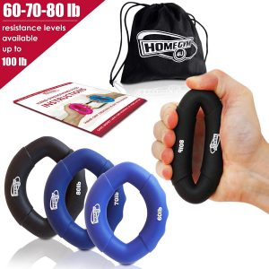 hand strengthener rings