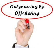Knowing The Differences Between Offshoring And Outsourcing